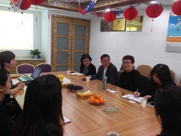 市妇联走访调研基层工作联系点,为女性社会组织发展支招